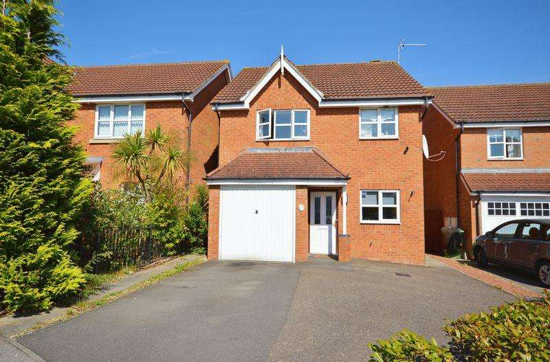 3 Bedrooms Detached House for sale in Lavender Close, Oakley Vale, Corby