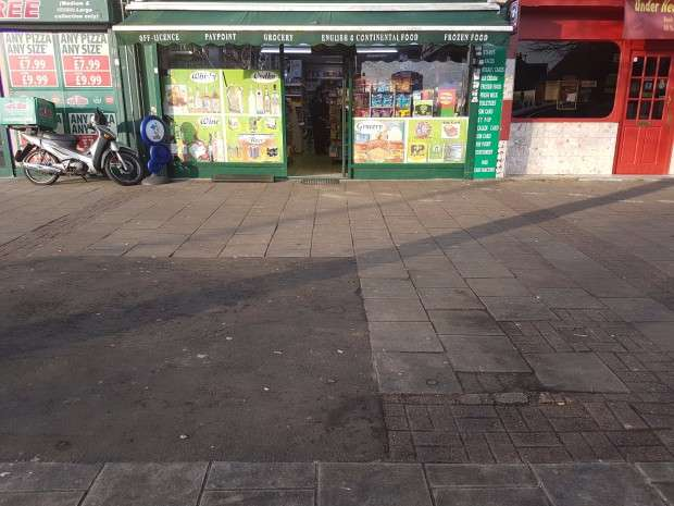 Shop Commercial for sale in JE Food and Wine Staines Road, Feltham, TW14
