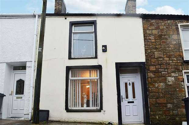 3 Bedrooms Terraced House for sale in Francis Street, Dowlais, Merthyr Tydfil, Mid Glamorgan
