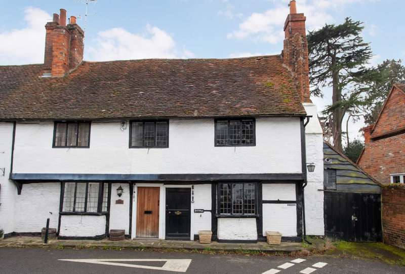 2 Bedrooms Semi Detached House for sale in Pearson Road, Sonning-On-Thames