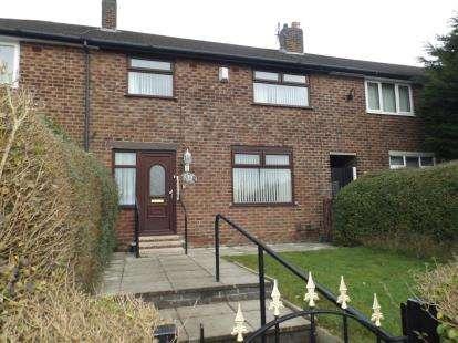 3 Bedrooms Terraced House for sale in Sidlaw Avenue, St Helens, Merseyside, Uk, WA9