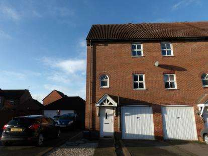 3 Bedrooms House for sale in Staples Drive, Coalville