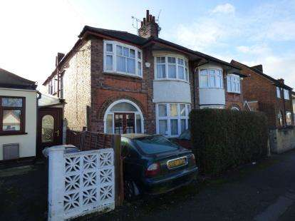 4 Bedrooms Semi Detached House for sale in Evington Lane, Evington, Leicester