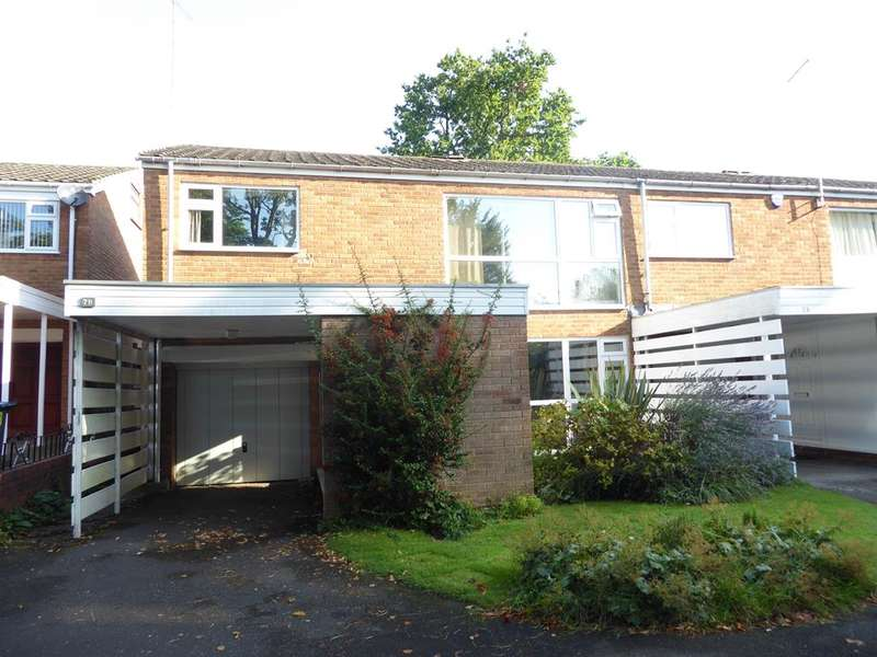 4 Bedrooms End Of Terrace House for sale in Augustus Road, Edgbaston, Birmingham, B15 3NB