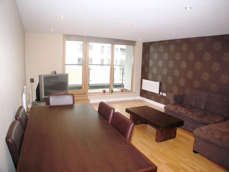 2 Bedrooms Flat for sale in Mackenzie House, Chadwick Street, Clarence Dock, Leeds, LS10