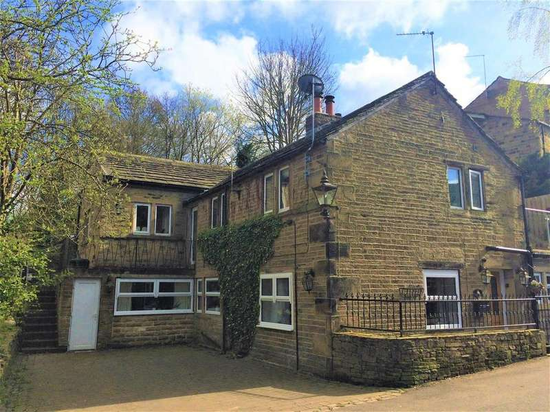 3 Bedrooms Detached House for sale in Low Town, Kirkburton, Huddersfield, HD8 0SB