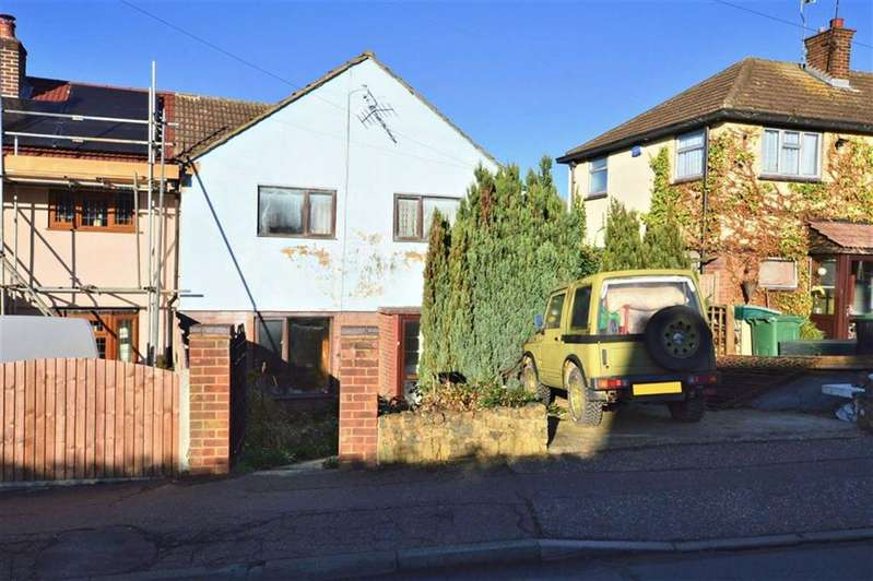 3 Bedrooms Semi Detached House for sale in Shaftesbury Road, Epping