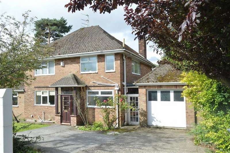 4 Bedrooms Detached House for sale in Bidston Road, Oxton, CH43