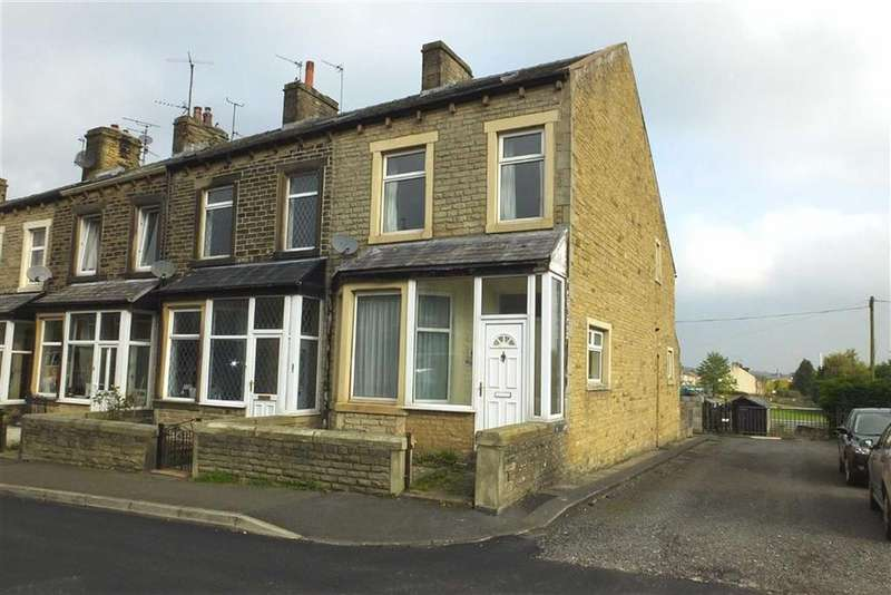 3 Bedrooms Terraced House for sale in Rostle Top Road, Earby, Lancashire, BB18
