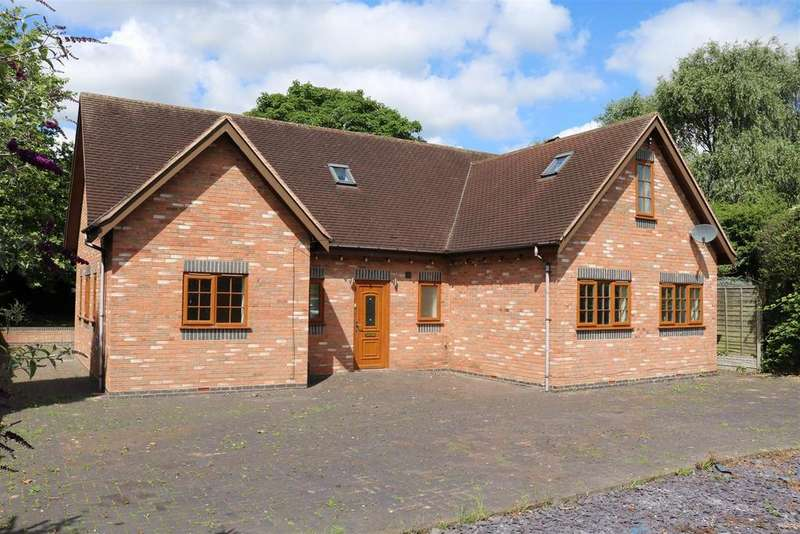 4 Bedrooms Detached House for sale in Tamworth Road, Kettlebrook, Tamworth