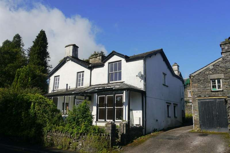 3 Bedrooms End Of Terrace House for sale in 1 Cross Syke, Rothay Road, Ambleside, LA22 0EE