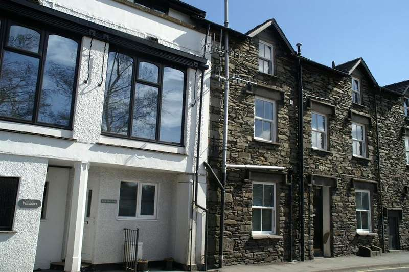 1 Bedroom Apartment Flat for sale in Little Hart Crag, Lake Road, Ambleside, LA22 0DN