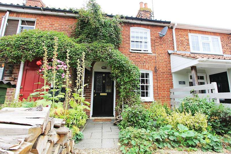 2 Bedrooms Cottage House for sale in Tilkey Road, Coggeshall, Colchester, Essex, CO6 1QN