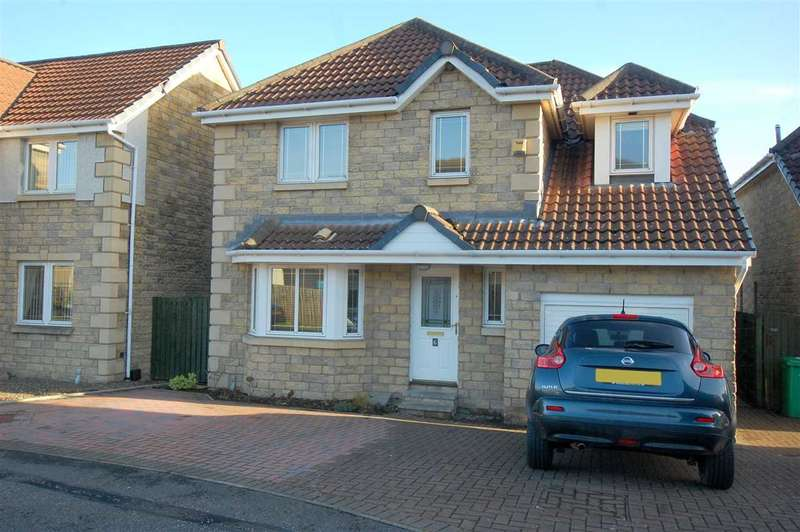 4 Bedrooms Detached Villa House for sale in Lt Sales Avenue, Dalgety Bay