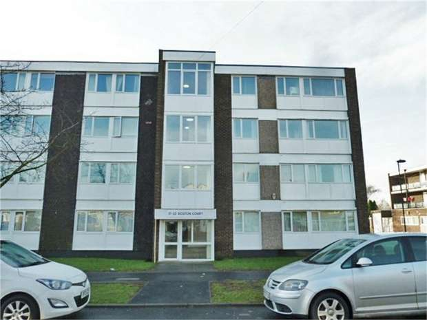 2 Bedrooms Flat for sale in Boston Court, Newcastle upon Tyne, Tyne and Wear