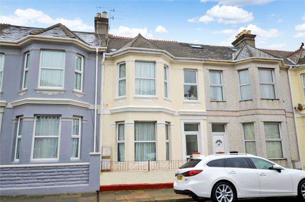 4 Bedrooms Terraced House for sale in Cotehele Avenue, Prince Rock, Plymouth, Devon