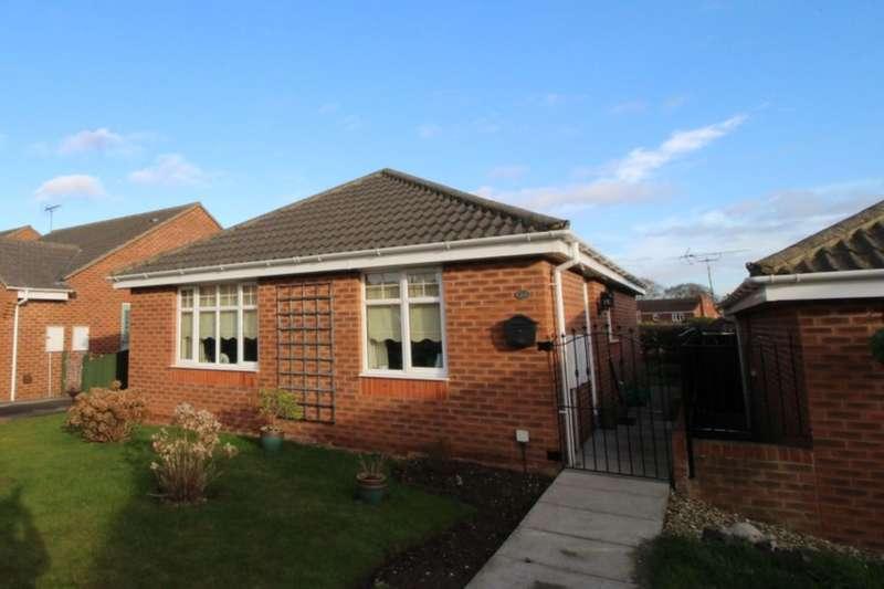 2 Bedrooms Detached Bungalow for sale in Thixendale Road, Bridlington, YO16
