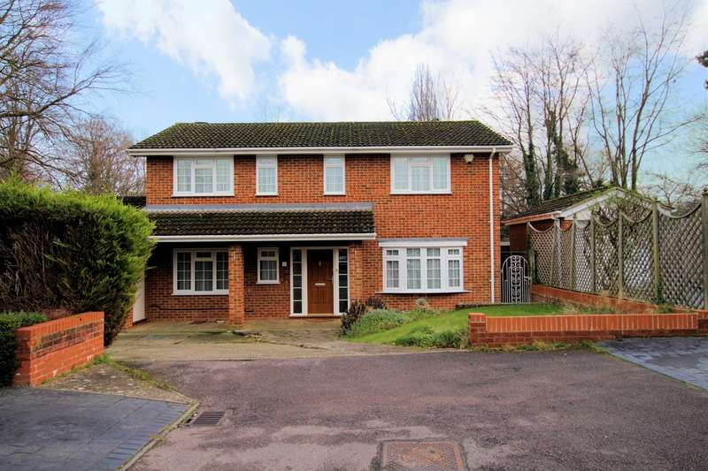 4 Bedrooms Detached House for rent in The Cedars, Tilehurst, Reading, RG31