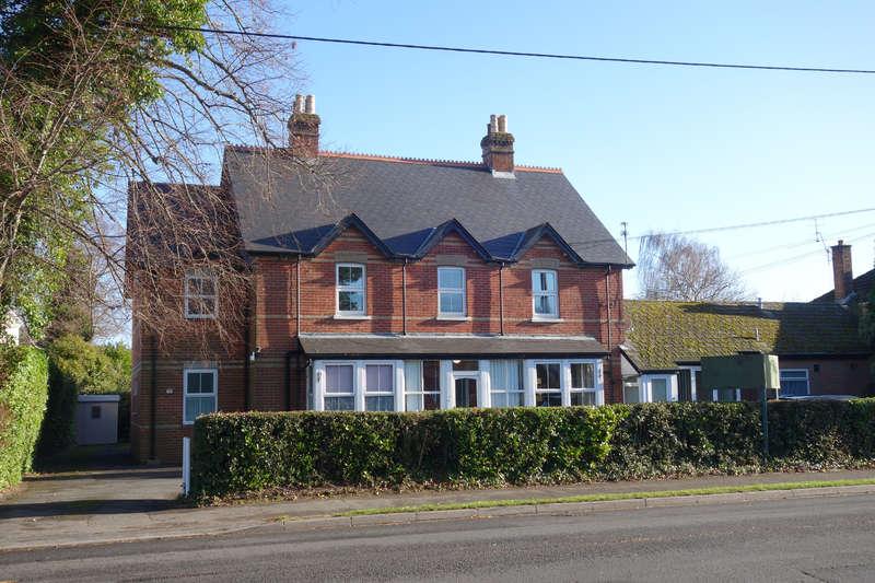 Block Of Apartments Flat for sale in 32 Church Road, Ferndown, Dorset BH22 9EU