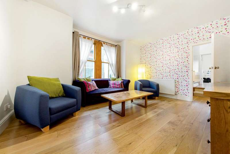 3 Bedrooms Maisonette Flat for sale in Coverton Road, Tooting