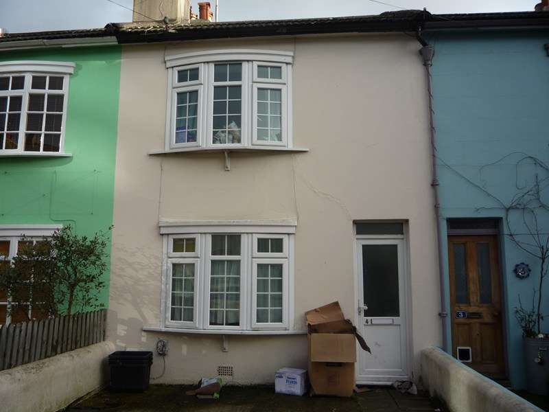 3 Bedrooms Terraced House for rent in Melbourne Street, BRIGHTON