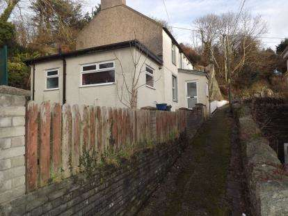 2 Bedrooms End Of Terrace House for sale in Hyfrydle Terrace, Talysarn, Caernarfon, Gwynedd, LL54