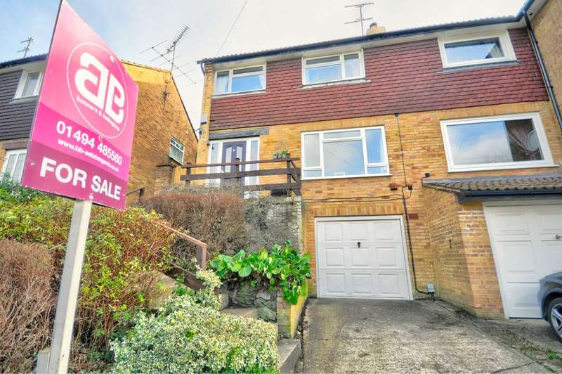 4 Bedrooms Semi Detached House for sale in Carisbrooke Avenue, Booker