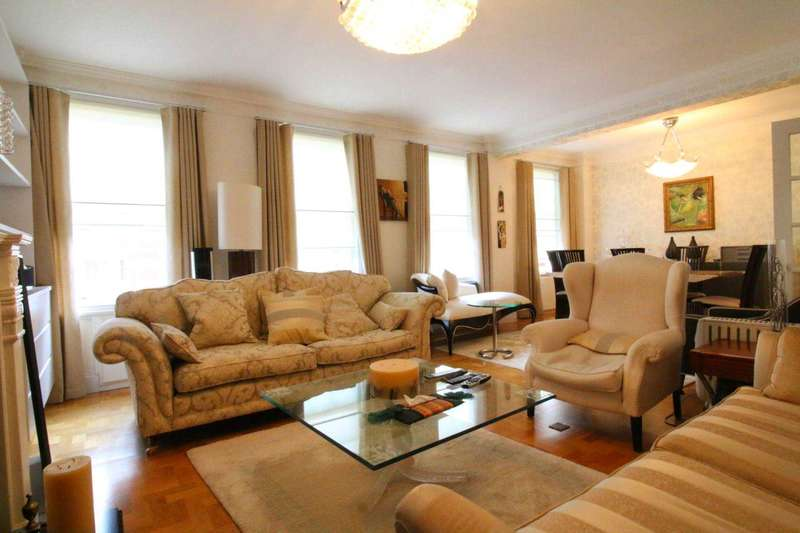 4 Bedrooms Apartment Flat for sale in Lanchester Court, London