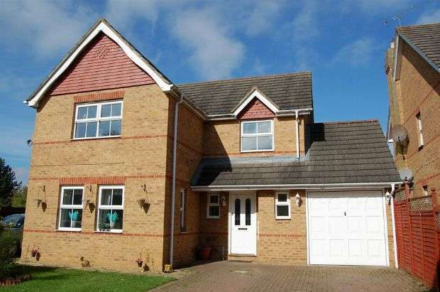 4 Bedrooms Detached House for rent in Camp Hill, Bugbrooke, Northampton NN7 3PH