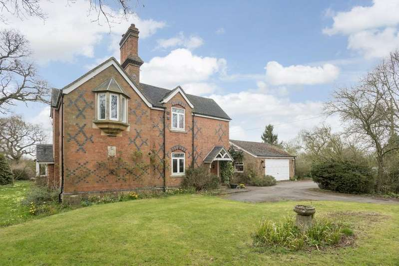 6 Bedrooms Detached House for sale in Kings Lane, Snitterfield