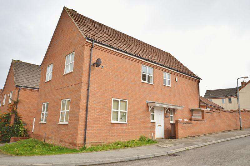 5 Bedrooms Detached House for sale in Holkham Close, Oakley Vale, Corby