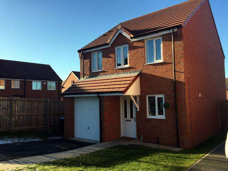 3 Bedrooms Detached House for sale in Ramsey Close, Peterlee