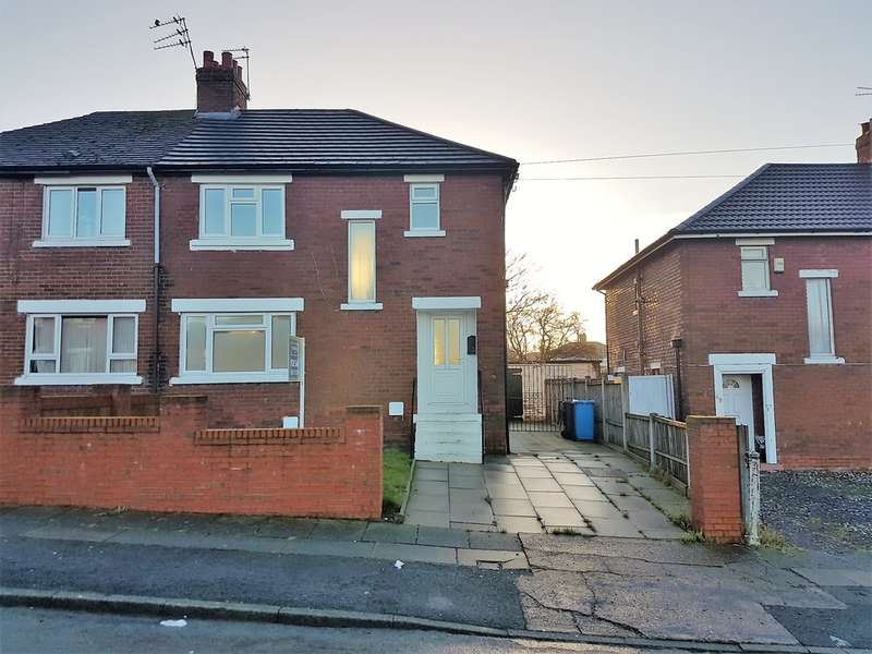 3 Bedrooms Semi Detached House for sale in Lansbury Road, Huyton, Liverpool, L36