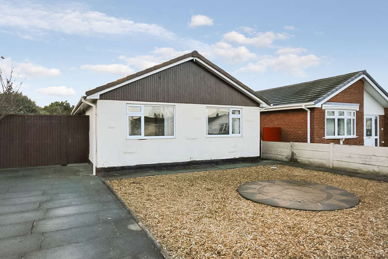 3 Bedrooms Detached Bungalow for sale in Kingston Crescent, Marshside, Southport