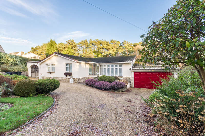 5 Bedrooms Detached Bungalow for sale in Ashley Heath, Ringwood, Hampshire