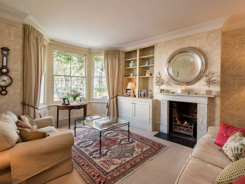 5 Bedrooms End Of Terrace House for sale in Buckmaster Road, Battersea, London