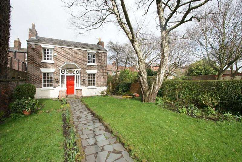 3 Bedrooms Detached House for sale in High Street, Wavertree