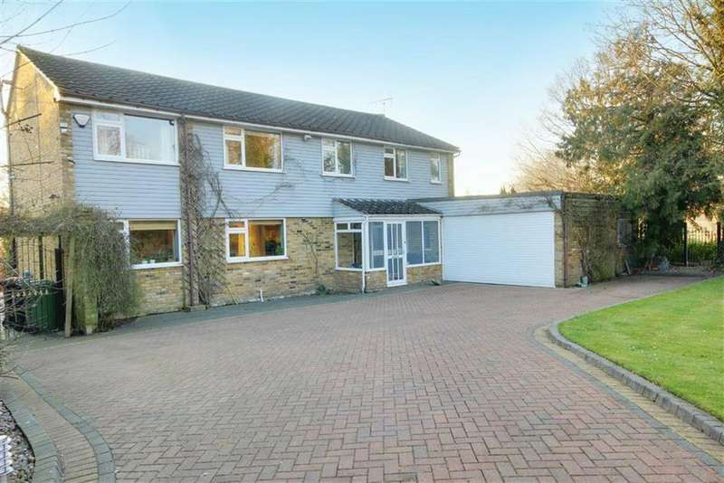 5 Bedrooms Detached House for sale in The Avenue, Potters Bar, Hertfordshire