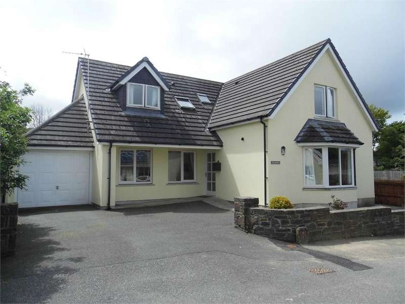 4 Bedrooms Detached House for sale in Cilsanws, Carreg Coetan, Newport, Pembrokeshire