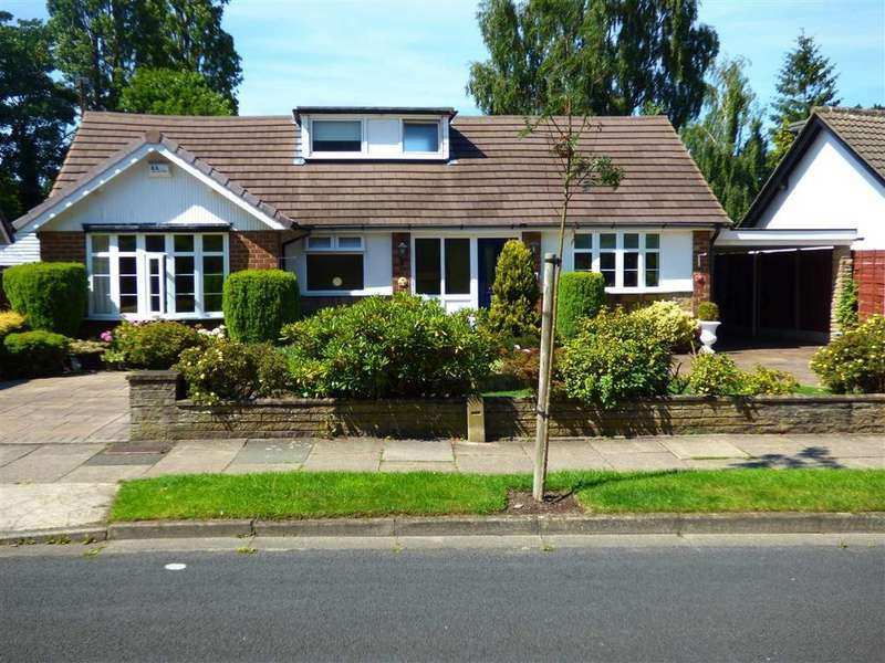 4 Bedrooms Detached Bungalow for sale in Heathbank Road, Cheadle Hulme, Cheshire