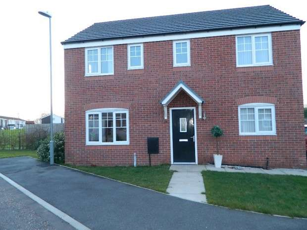 3 Bedrooms Detached House for sale in Burrowdale Road, Liverpool, L28