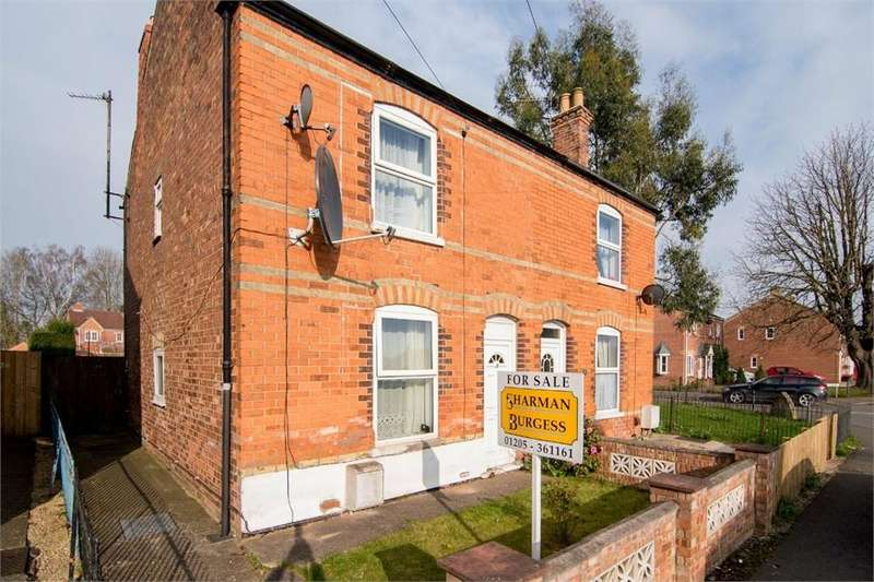 2 Bedrooms Semi Detached House for sale in King Street, Kirton, Boston, Lincolnshire
