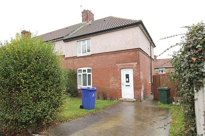 3 Bedrooms End Of Terrace House for sale in Whittier Road, Doncaster, South Yorkshire, DN4 8ER