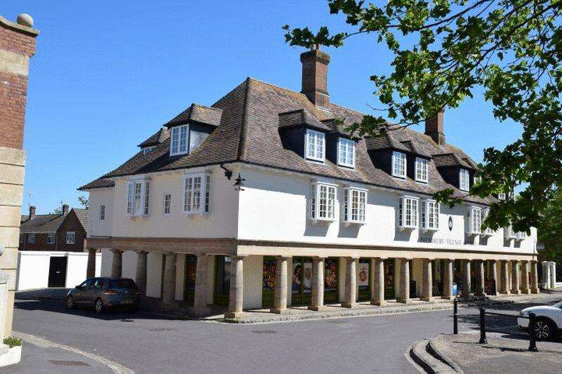 1 Bedroom Apartment Flat for sale in Middlemarsh Street, Dorchester