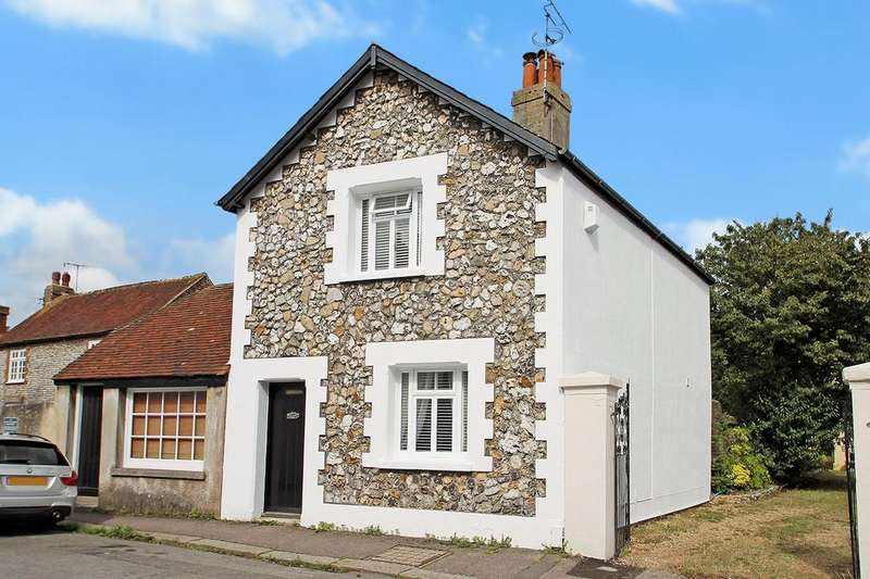 2 Bedrooms Link Detached House for sale in South Street, Tarring, Worthing, BN14 7NL