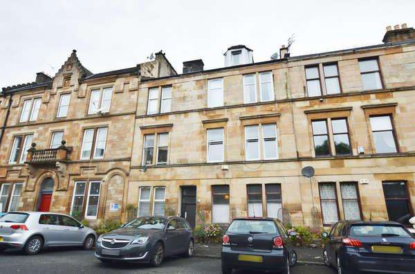 1 Bedroom Flat for sale in 0/1, 18 March Street, Glasgow, G41 2PX