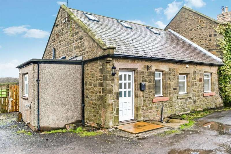4 Bedrooms Semi Detached House for sale in 3 Greensfield Moor Farm Cottage, Alnwick, Northumberland
