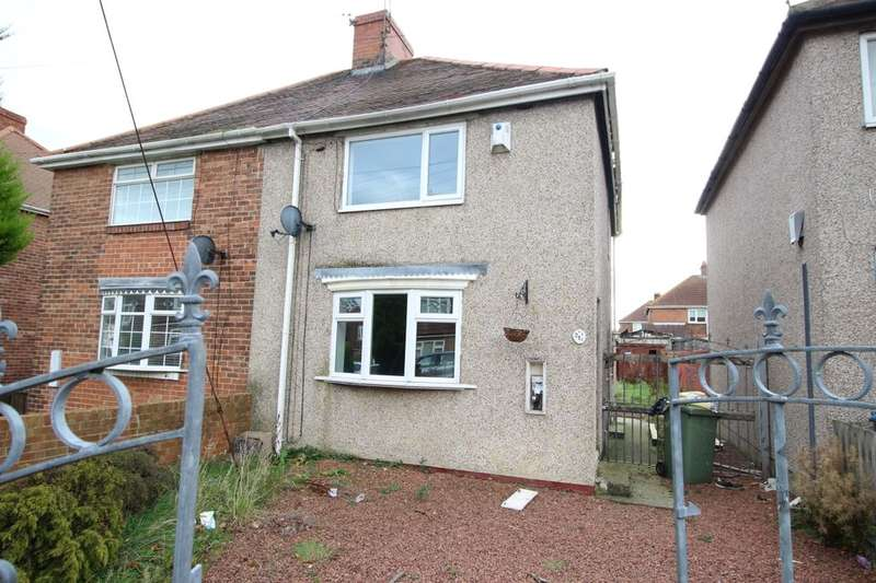 3 Bedrooms Semi Detached House for sale in William Morris Terrace, Shotton Colliery, Durham, DH6