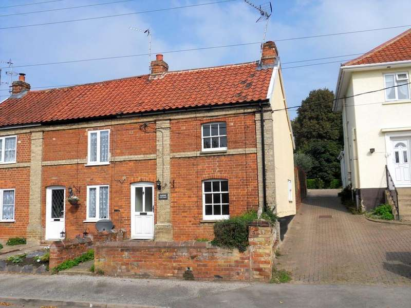 2 Bedrooms End Of Terrace House for rent in Jasmine Cottage, The Street, Monks Eleigh, Ipswich, Suffolk, IP7 7AU