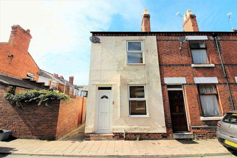 3 Bedrooms End Of Terrace House for sale in South Street, Boughton, Chester